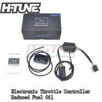 Автомобильный Автомобильный электронный контроллер дроссельной заслонки Педаль газа усилитель акселератора Commander для нового D max/MUX 2012 +
