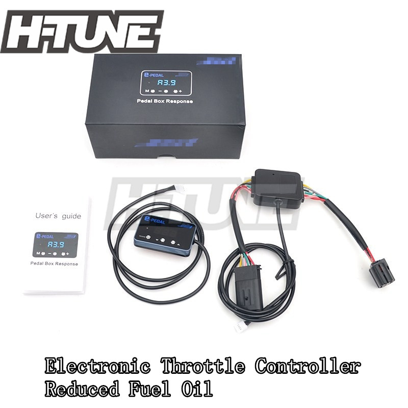 Automobile Car Electronic Throttle Controller Gas Pedal Booster Accelerator Commander for New D max / MUX 2012+