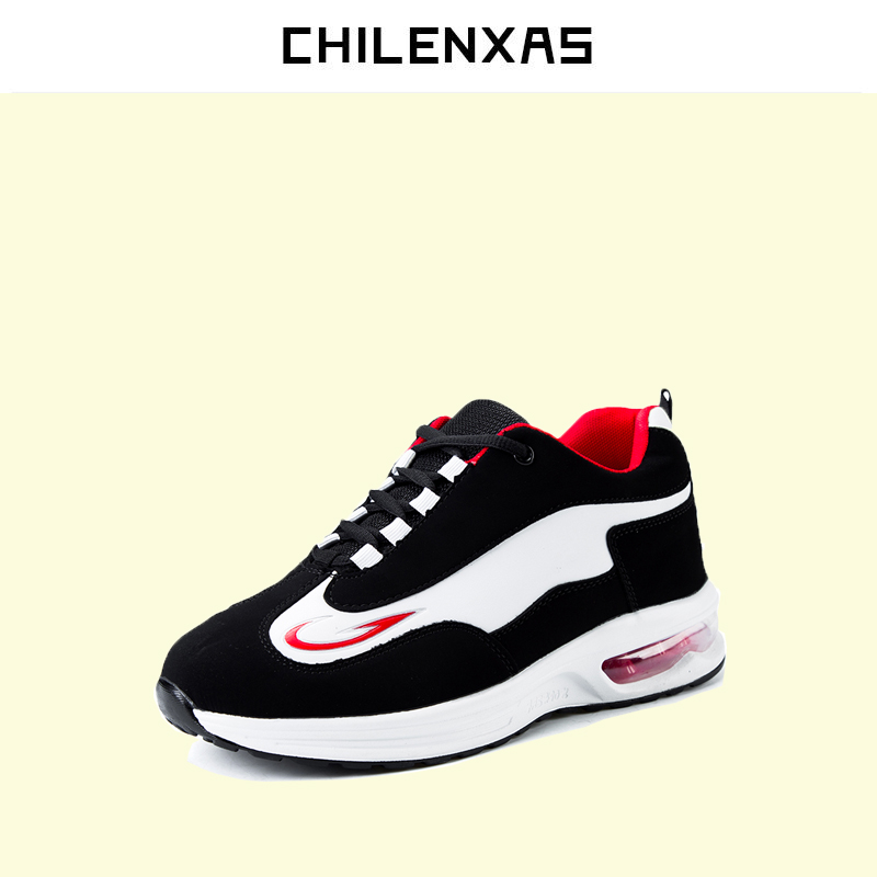 CHILENXAS 2017 Plus Size 35-45 Oxfords 100% Soft Genuine Leather Shoes Men Casual Breathable Height Increasing Lace-up Solid New chilenxas 2017 spring autumn oxfords 100% soft genuine leather shoes men casual new fashion breathable comfortable lace up solid