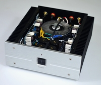 Novo m60 puro classe a amplificador de potência estéreo 20 w + 20 w njw0302 njw0281 amplificador de potência (opcional classe ab)