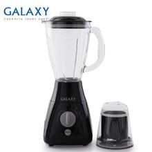 Блендер Galaxy GL 2155 (Мощность 550 Вт, 4 скорости, объем чаши 1.5 л, насадка-кофемолка)
