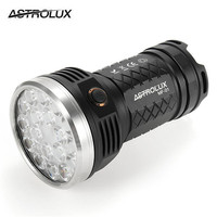 Newest Astrolux MF01 18x XP G3/Nichia 219C 12000LM Super Bright LED Flashlight 18650 IPX 7 Waterproof 7 Modes Torches Lanterna
