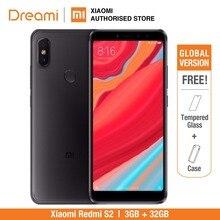 Phiên Bản Toàn Cầu Xiaomi Redmi S2 Rom 32GB 3GB Ram (Thương Hiệu Mới Và Niêm Phong Kín) redmi S2 32GB