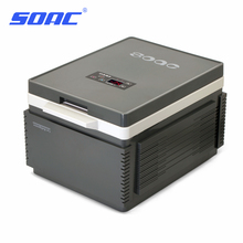 SOAC cooling heating box in car power supply 12 volts refrigerator car for camping and travel  FR122C