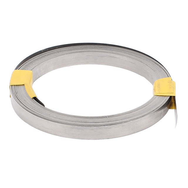 Uxcell 10M 32.8Ft 0.2X8mm Nichrome Flat Heater Wire For Heating ...