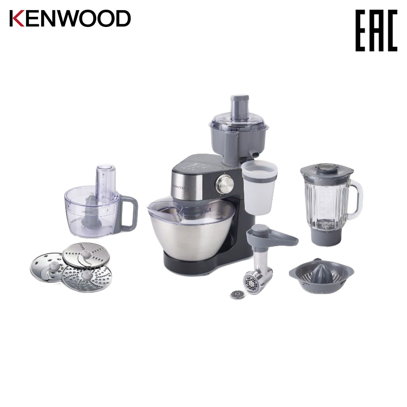 Food Processor Kenwood 0WKM289002 (Prospero) Kitchen Machine Planetary Mixer with bowl meat grinder meat cutting machine 110 220 380v meat cutter 800kg hr meat processing machine