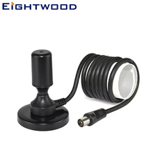 Eightwood с высоким коэффициентом усиления 10dBi VHF/UHF Цифровой Freeview DVB-TV HDTV всенаправленная антенна DVB-T T2