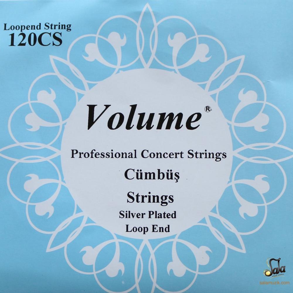 Professional Cumbus Strings Loop End Set VS-404C