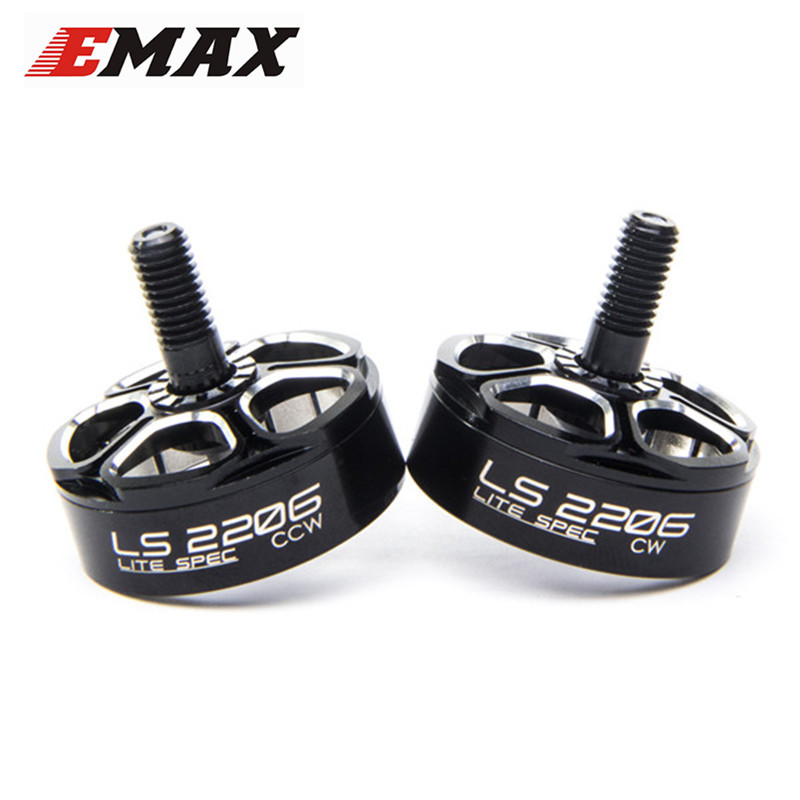 2PCS Emax LS2206 LS2207 CW CCW Motor Rotor for LS2206 LS2207 Lite Spec Brushless Motor RC Multicopter Replacement Accs high quality kingkong 1306 3100kv 2 4s burshless motor cw ccw for fpv racer drones rc multicopter
