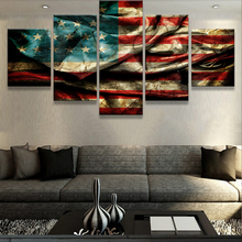 Decorative Home Room 5 Pieces Top Fashion Modular Pictures Canvas Painting HD Printed Wall Art  Poster For Modern Living