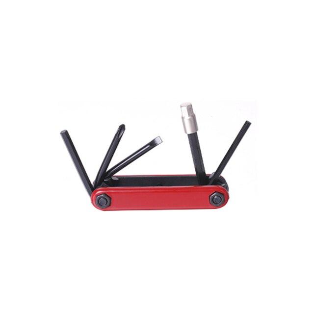 Ключ многофункциональный KENLI KL-9804A набор шестигранников 8 шт