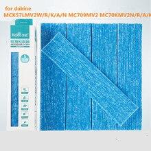 5 pcs version améliorée purificateur dair pièces pour dakine MCK57LMV2 MC70KMV2 daikin filtre purificateur dair filtre remplacement