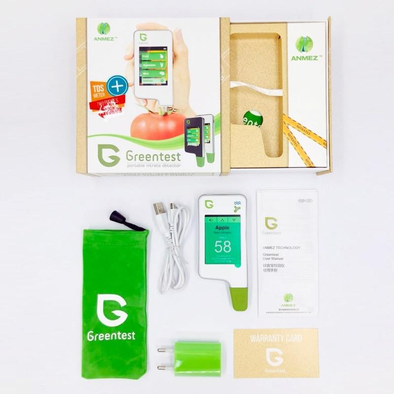 Greentest 3 6
