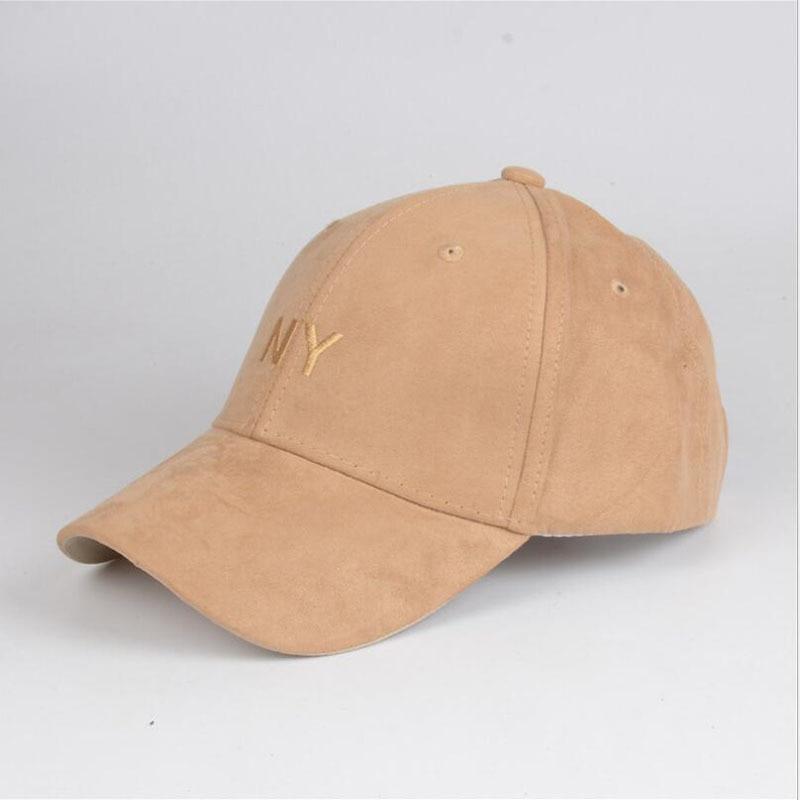 Seioum letters baseball cap suede sports ny cap hat men and women bone snapback hats golf wang