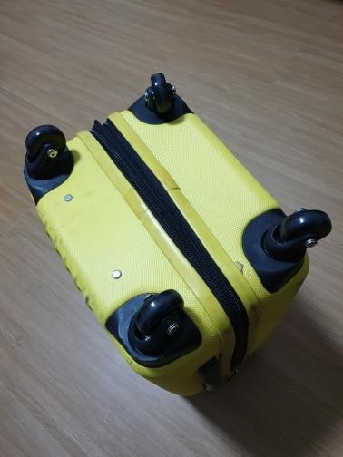 AEQUEEN Koffers Bagage Wielen OD 50 1.97 Inch ID 6 W 18 Assen 35 Reparatieset Vervanging Bagage Wielen 50x18mm photo review