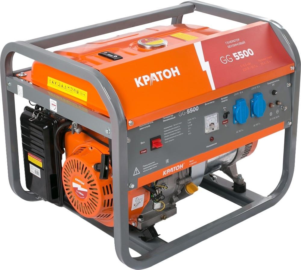Generator gasoline KRATON GG-5500M gtr17 generator control automatic start generator controller gtr 17