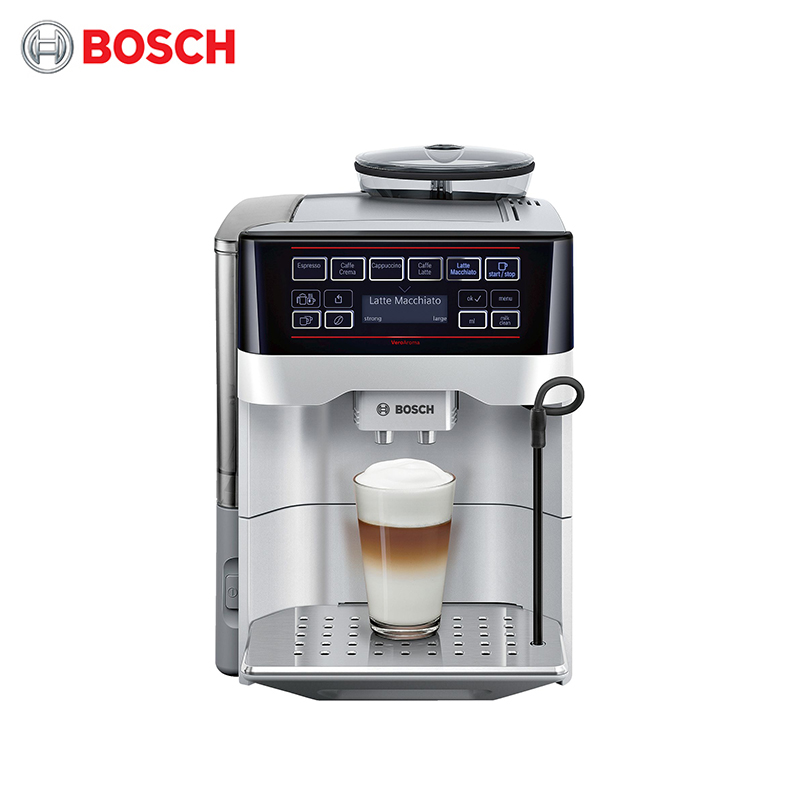 Coffee machine Bosch VeroAroma 300 TES60321RW TES 60321 RW coffee machine coffee makers cappuccino espresso automatic bliger 40mm blue dial date coffee ceramics bezel colorful marks saphire glass automatic movement men s watch