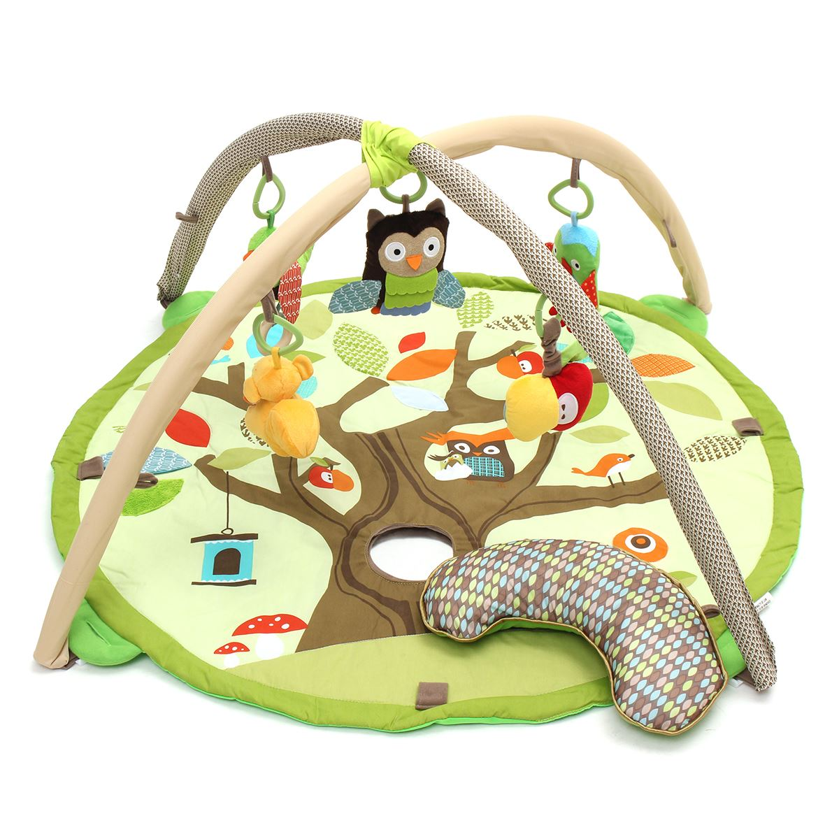 Newborn Infant Baby Crib Children Activity Gym Playmat Soft Floor Rug Kids Toy Carpet Colorful Cartoon Patterns Baby Bedding 3 in 1 newborn infant baby game bed baby toddler cribs crawling activity gym mat floor blanket kids toys carpet bedding soft
