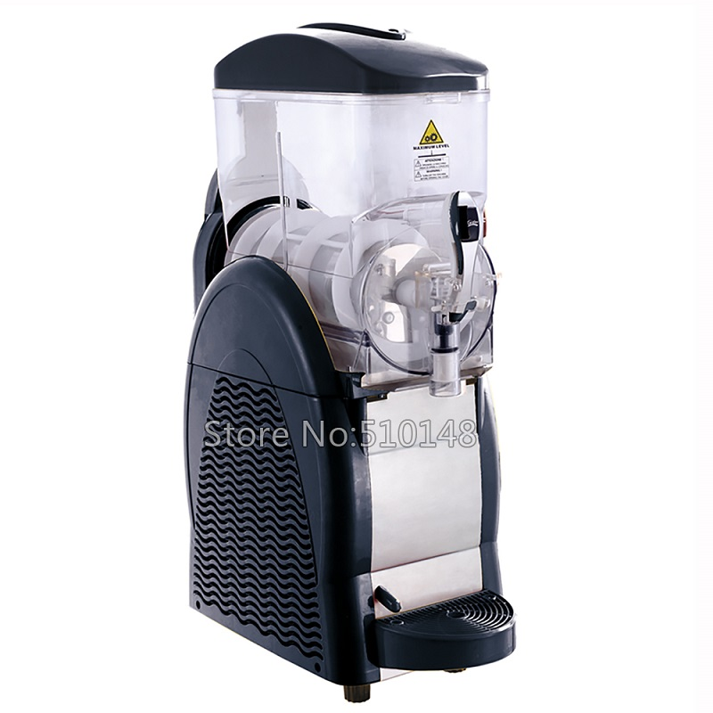 Slush Machine(XJ-1) / Slush Dispenser Machine 12 Liter Drink Equipment