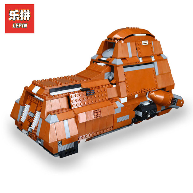 DHL Lepin Sets Star Wars Figures 1338Pcs 05069 Trade Federation MTT Model Building Kits Blocks Bricks Educational Kids Toys 7662 eunavi 8 led night vision car rear view camera universal backup parking camera waterproof shockproof wide angle hd color image