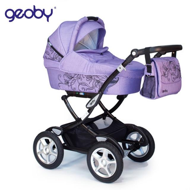 Универсальная коляска Geoby C3018 Lux (2 в 1)