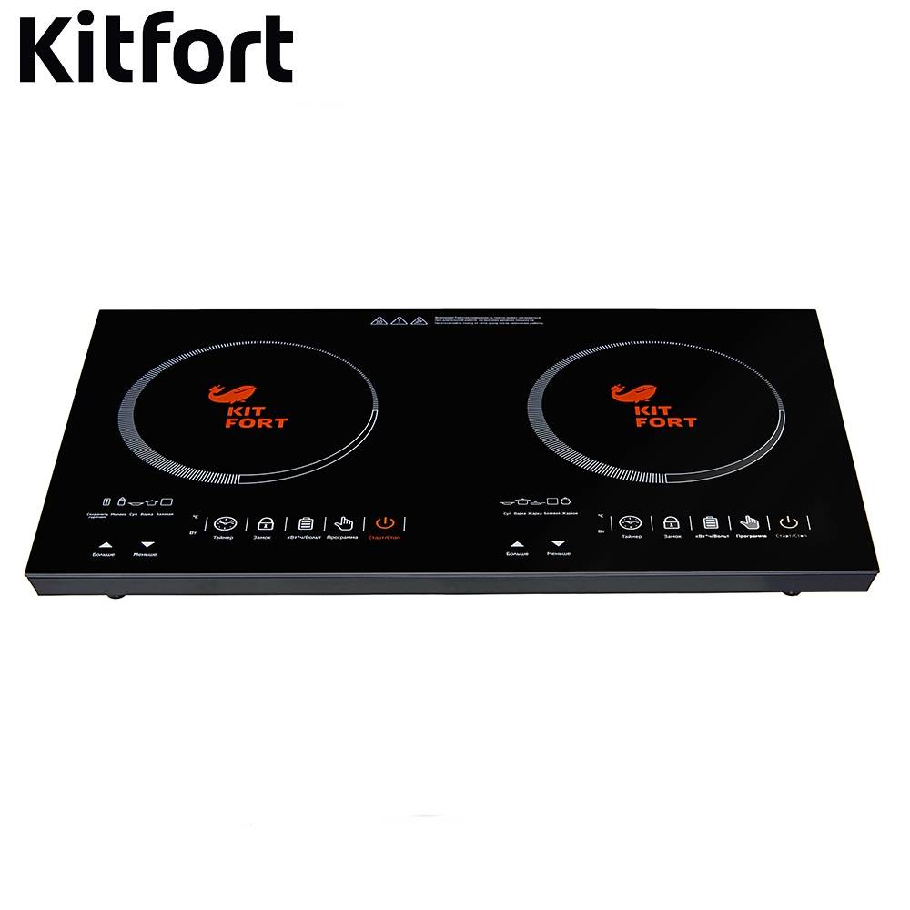 Tile induction Kitfort KT-105 Induction cooker Cooking panel Electric Plate Tile electric range Induction tile furnace Touch coo ga398 tl electric bridge plate