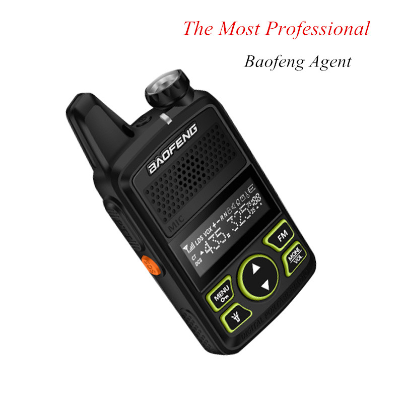 Cellphones & Telecommunications Radient Bf-uv82 Outdoor Handheld Dualband Wireless Two-way Fm Antenna Walkie-talkie