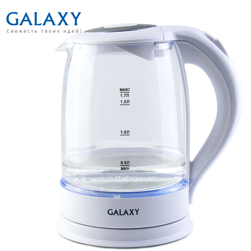 Kettle electric Galaxy GL 0553 kettle electric galaxy gl 0553