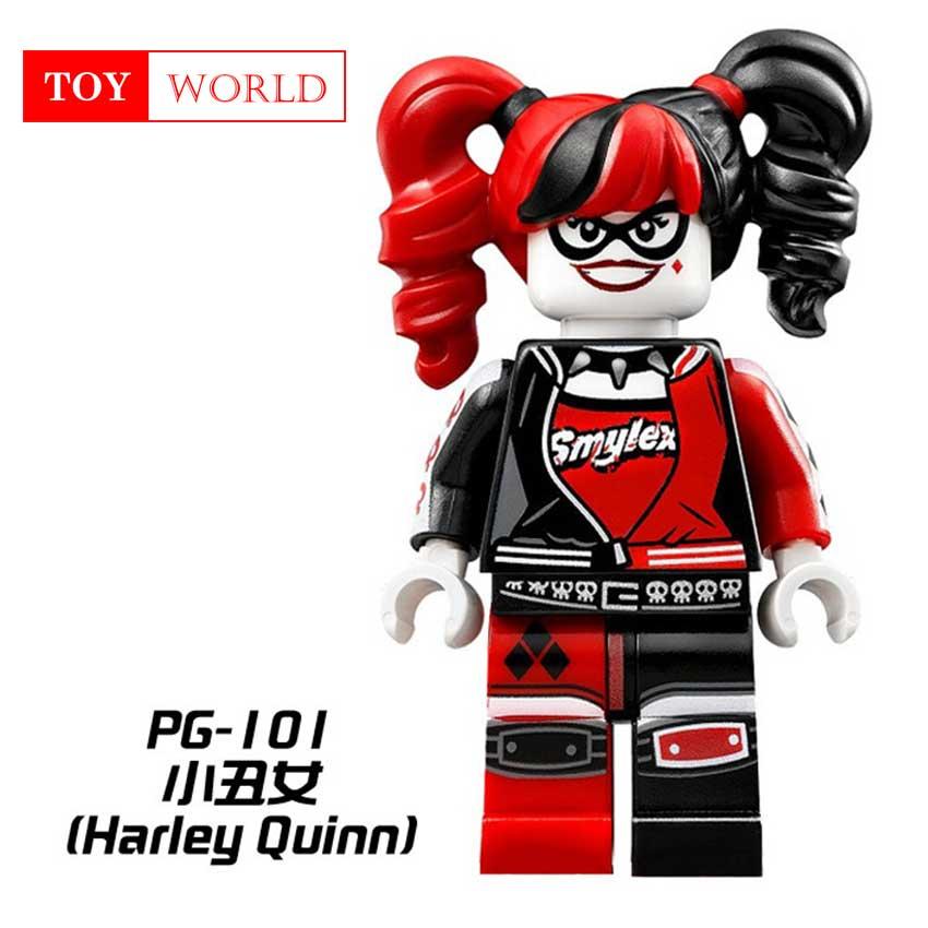 Details about New DC Marvel Minifigures Super Heroes fit Lego Batman Joker  Logan XMen Hulk