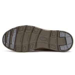 Image 4 - CAMMELLO Nuovi Uomini di Modo Tooling Scarpe uomo Genuino Scarpe In Pelle Da Uomo Allaperto Casual Selvaggio Degli Uomini Comodi Calzature