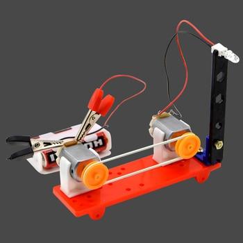 educational DIY energy conversion demo instrument experiment equipment crazy demo будни психа
