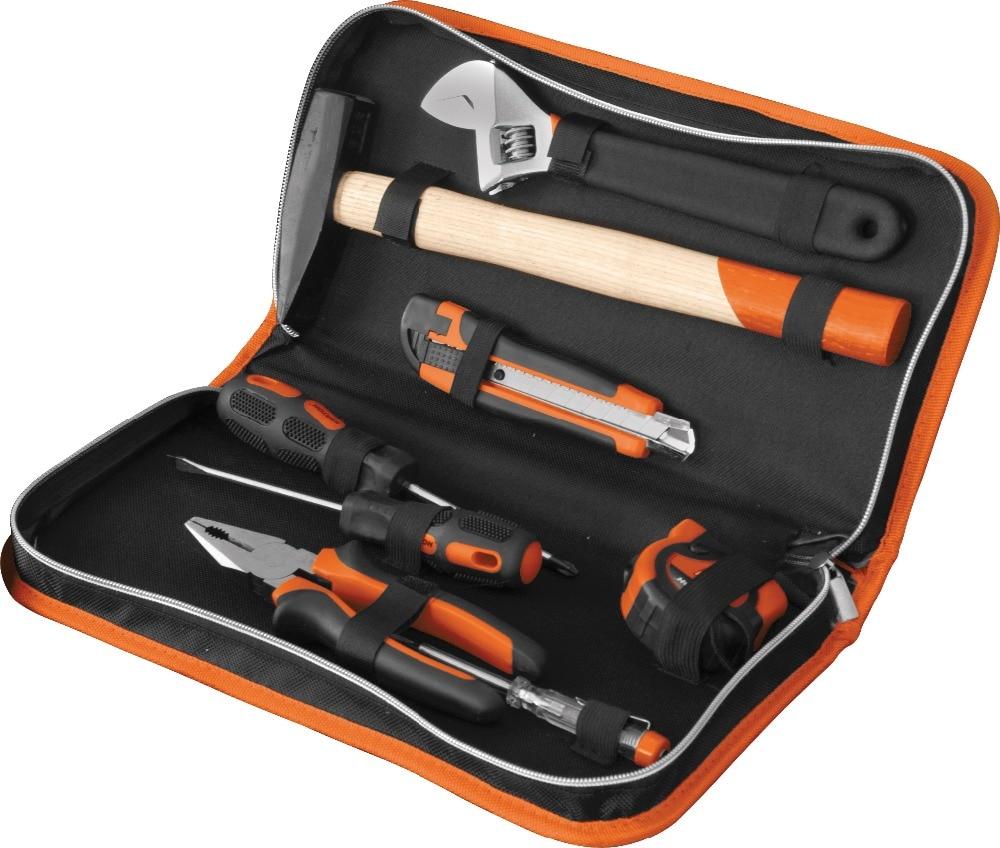 Фото - Set of metalwork tools KRATON ST-01/08 set of metalwork tools kraton st 02 06