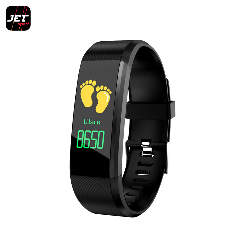 Smart Activity Tracker JET Sport FT-6C id115 smart bracelet fitness tracker green