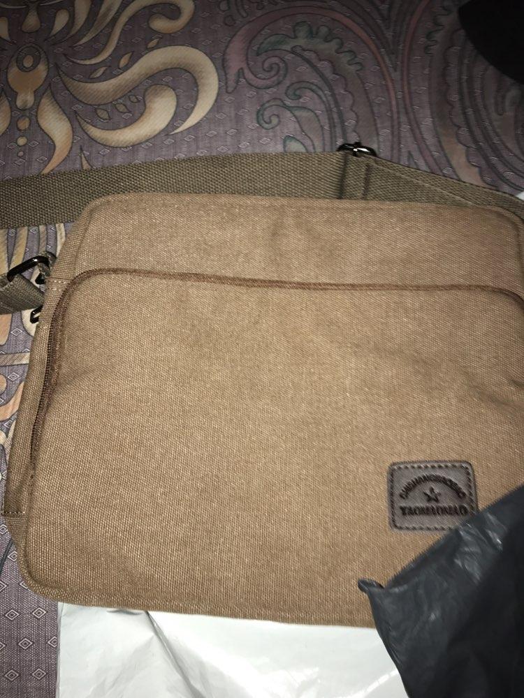 High Quality Multifunction Men Canvas Bag Casual Travel Bolsa Masculina Men's Crossbody Bag Men Messenger Bags Black Khaki coffe