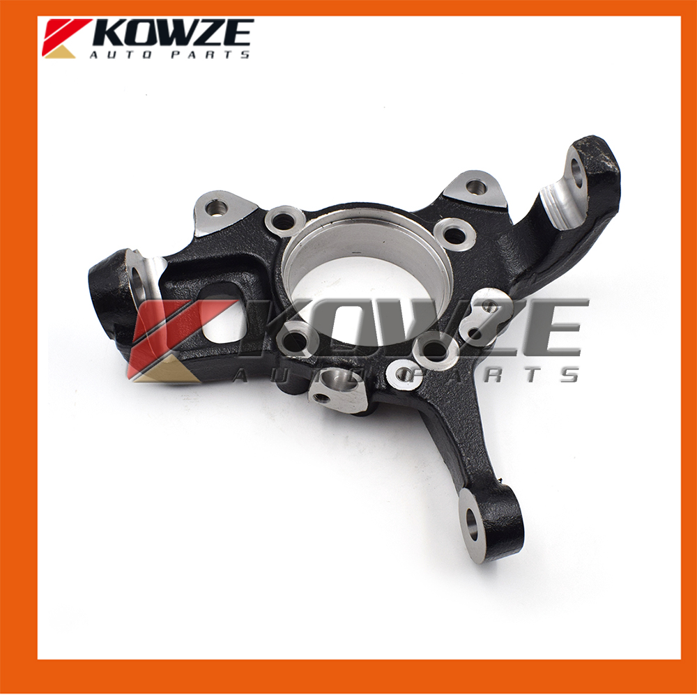 Left Knuckle Steering Driver Left Side For PAJERO MONTERO SPORT L200 2005-2016 MR992377 Made In Taiwan