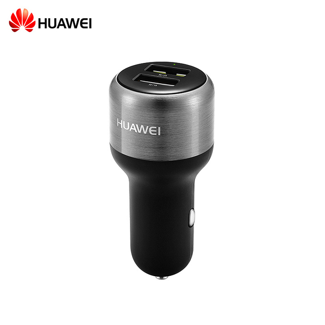 Автомобильное зарядное устройство HUAWEI AP31 черный