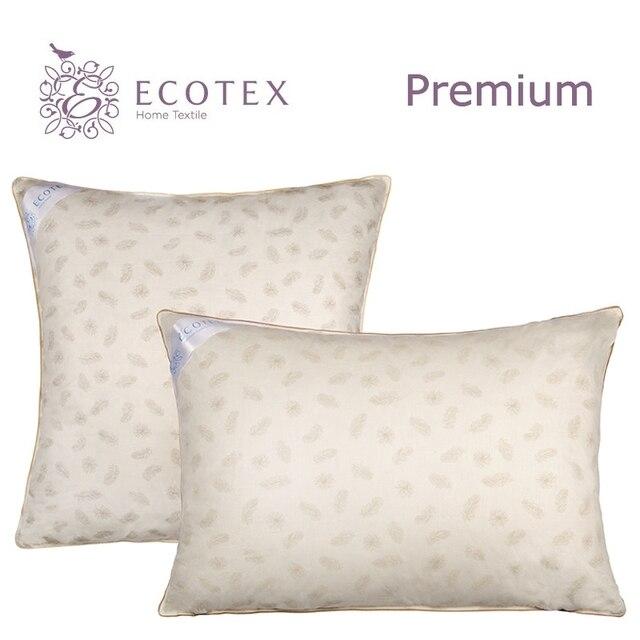 Подушка «Эдда», «Ecotex» (Россия).