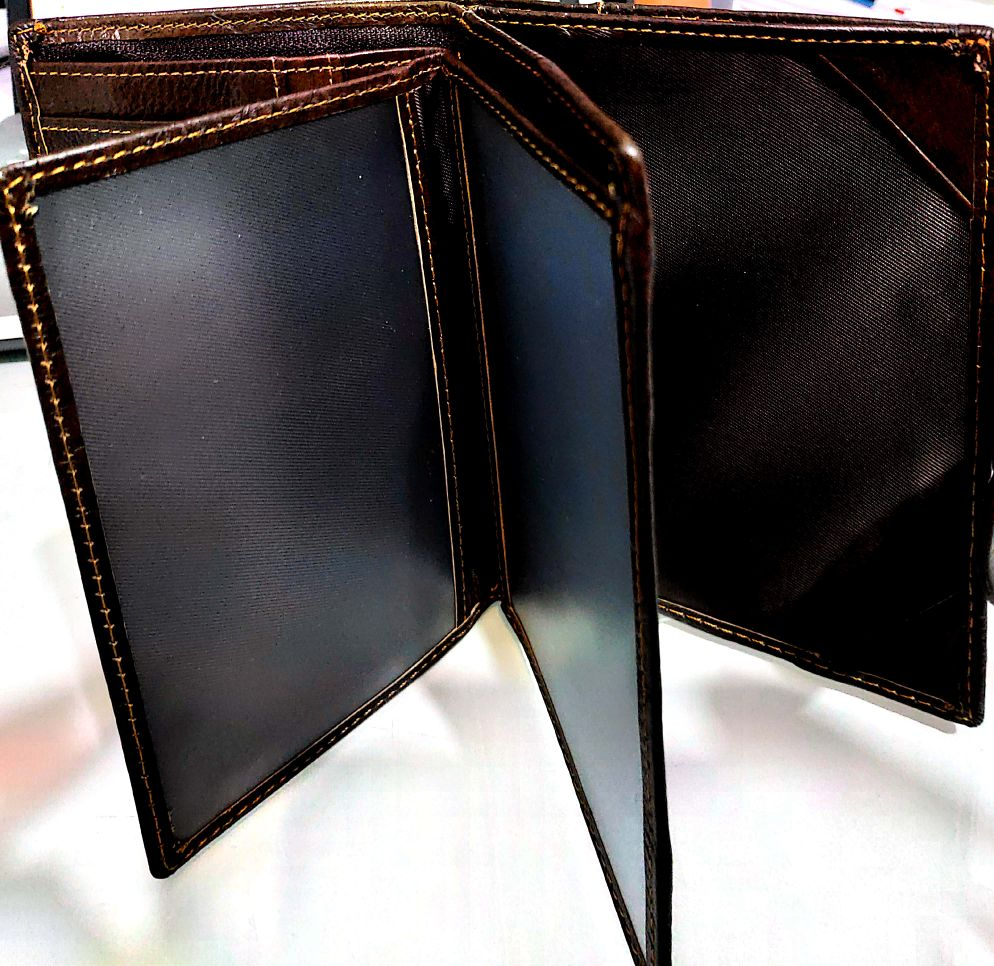 2019 Passport Wallet Men Genuine Leather Travel Passport Cover Case Document Holder Large Capacity Credit Card Holder Coin Purse photo review