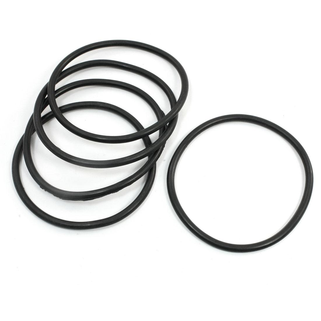 O-Rings Nitrile Rubber 142mm x 150mm x 4mm Seal Rings Sealing Gasket