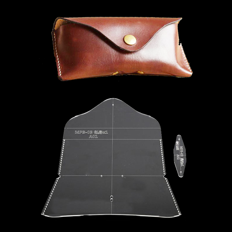 Diy Heat Embossing Leather: DIY Designer Leather Acrylic Plate Make Leather Handbag