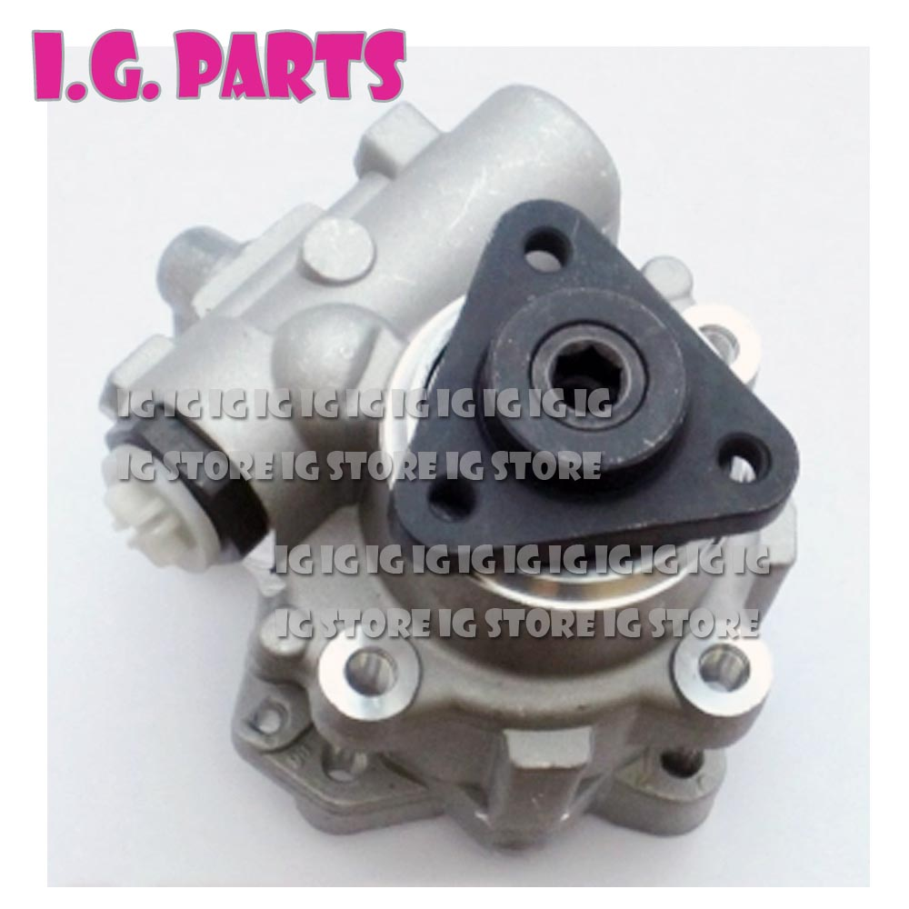 New Power Steering Pump For BMW E39 5 Series 520i 523i 525 528i 32411094098 32411092742 32411093577 32411092741 32411097149 in Power Steering Pumps Parts from Automobiles Motorcycles