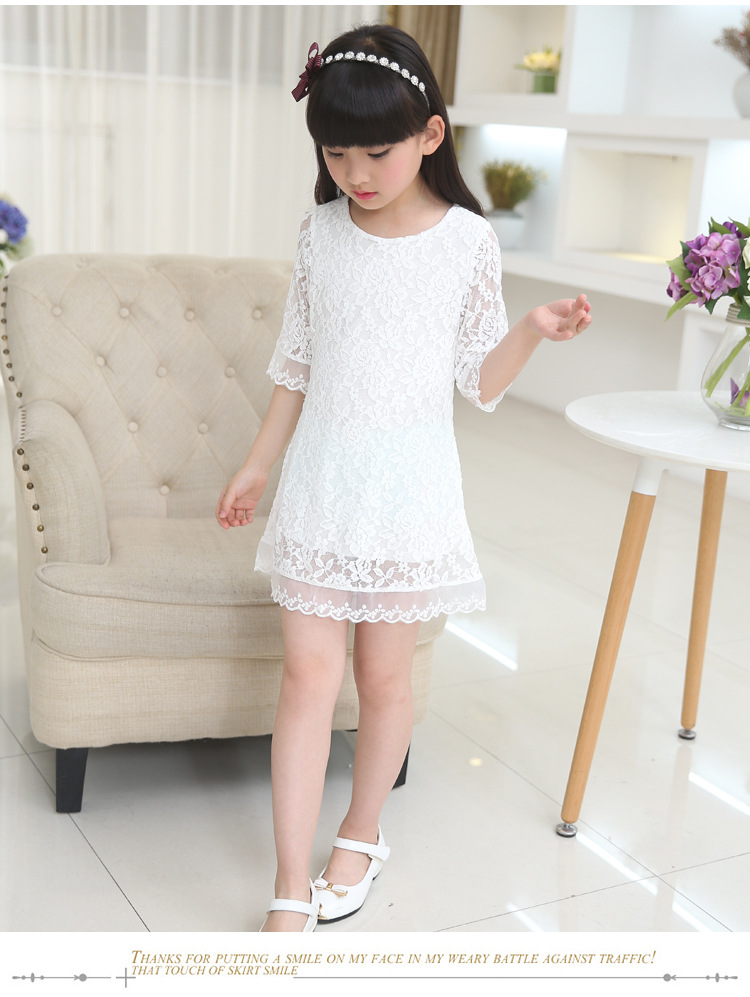 High Quality girls dress princess