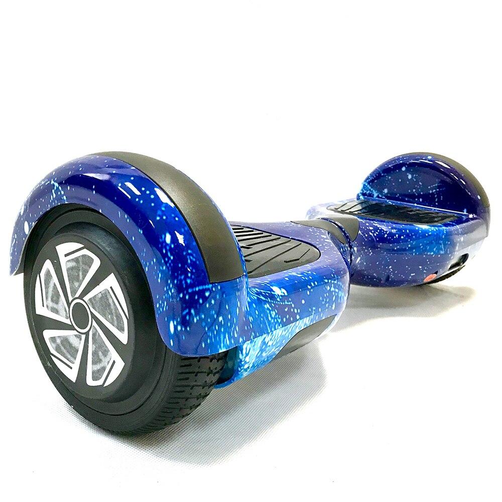 GyroScooter Hoverboard GT 6.5 pouces avec bluetooth deux roues intelligent auto équilibrage scooter 36 V 700 W forte puissante planche de vol stationnaire
