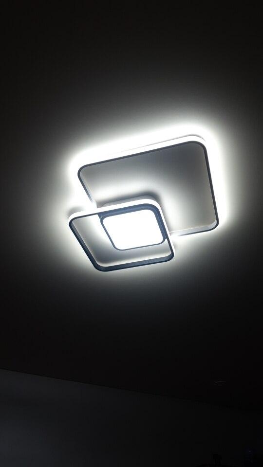 Luzes de teto Lâmpada Controle Quarto