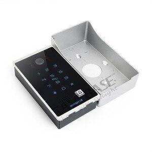 """Image 5 - HOMSECUR 7 """"Видеодомофон Система Телефонного Звонка + Открытый Мониторинг для квартиры"""