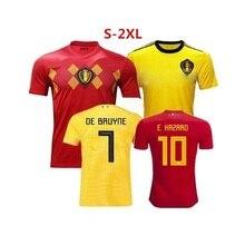 faf01570d0 PADEGAO2018 Bélgica LUKAKU FELLAINI Soccer Jersey 2018 Thail Calidad E.  PELIGRO 18 19 Bélgica camiseta
