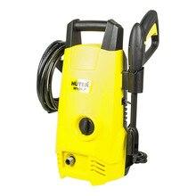 Мойка высокого давления HUTER W105-P (Мощность 1400 Вт, макс давление 105 бар, рабочее давление 70 бар, макс производительность 5,7 л/мин, шланг 5 м)