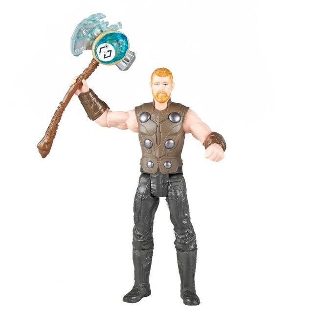 Фигурка Hasbro Avengers Мстители и камни бесконечности Тор, 15 см