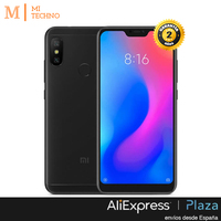[Global Version] Xiaomi Redmi Note 6 Pro Smartphone 6.26 (3GB RAM + 32GB ROM, Dual SIM 12 MP, Large Battery 4000mAh)