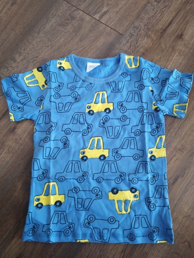 Baby Boys Cotton Summer T-Shirt photo review